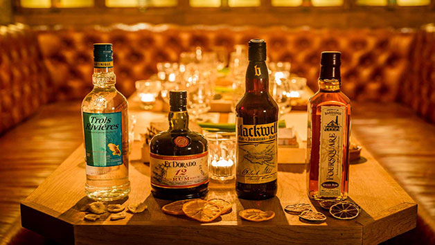 Rum Tasting Experience for Two in Shoreditch