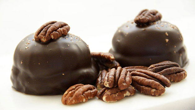 Sea Salted Chocolate Bonbons Experience at Melt Chocolates for Two