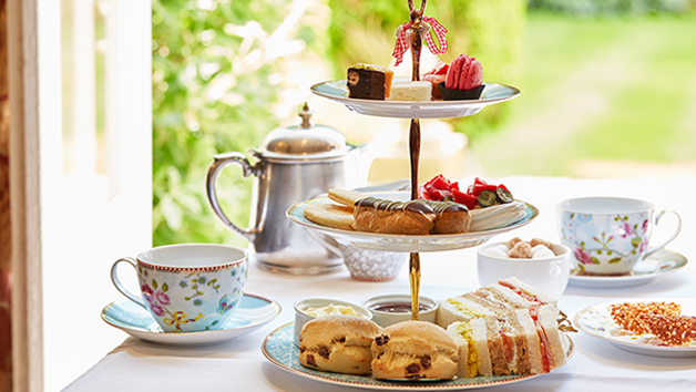 Sparkling Afternoon Tea for Two at Ockenden Manor