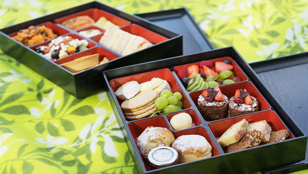 Afternoon Tea for Two at Stoke Place