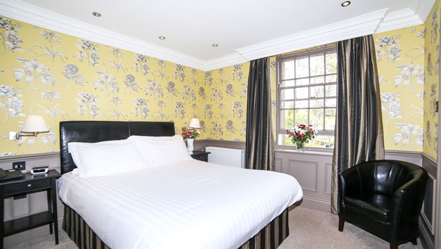 Overnight Spa Getaway with Breakfast for Two at Riverdale Hall Hotel