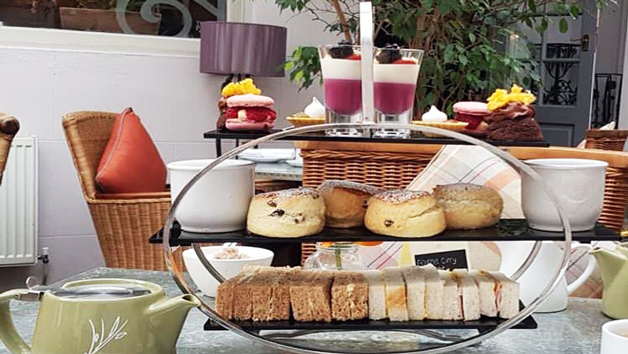 Afternoon Tea for Two at Stanwell House Hotel