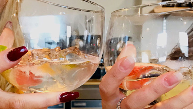 Full-Day Gin Masterclass and Michelin Star Lunch with Gin Britannia for Two