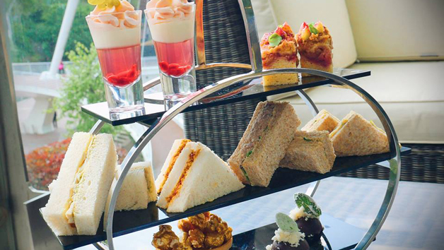 Champagne Afternoon Tea at The Lowry Hotel for Two