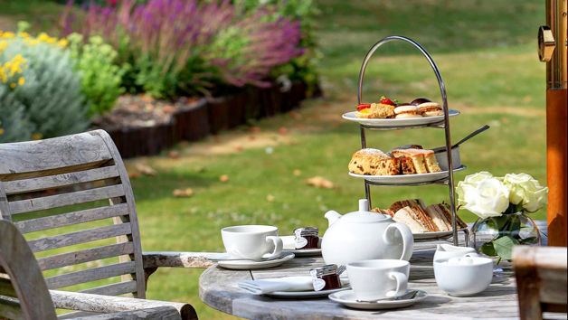 Afternoon Tea with Prosecco for Two at The Winchester Royal Hotel