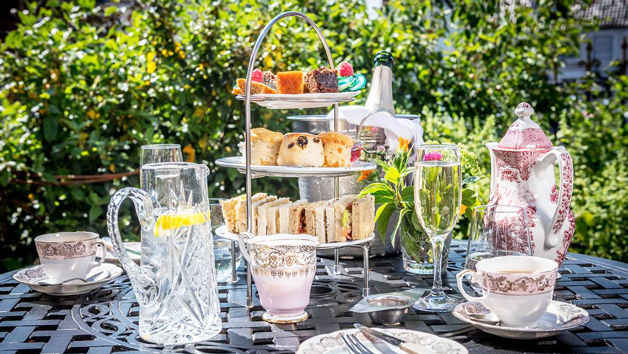 Afternoon Tea with Bottomless Gin or Fizz at The Dial House for Two