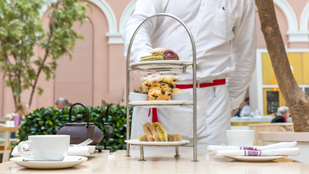 Entry to The Wallace Collection for Two with Afternoon Tea and Fizz