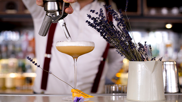 Cocktail Masterclass with Sharing Platter for Two at Gordon Ramsay's Bread Street Kitchen