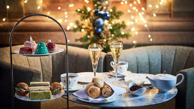 Afternoon Tea with Free Flowing Champagne at The Hansom, London for Two