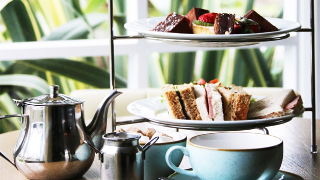 Afternoon Tea at The Wild Pheasant Hotel and Spa for Two