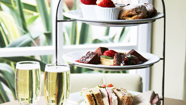 Sparkling Afternoon Tea at The Wild Pheasant Hotel and Spa for Two