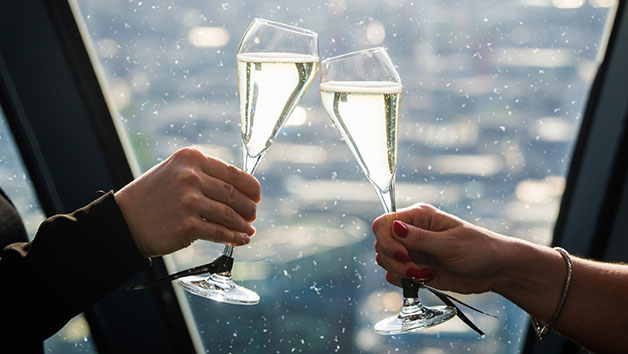 Magnum of Champagne for Four at Searcys at The Gherkin