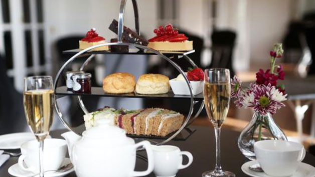 Afternoon Tea for Two with Bubbles at Mercure Exeter Southgate Hotel