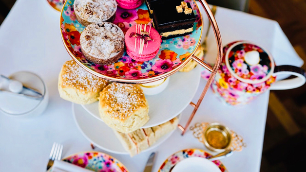 Champagne Afternoon Tea at Amba Hotel Charing Cross for Two