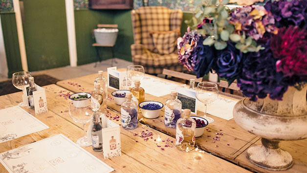 Gin Garden and Distillery Tour Plus Tastings at The Old Curiosity Distillery for Two