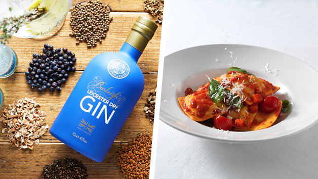 Gin Masterclass at 45 Gin School and Three Course Meal with a Glass of Wine for Two at Prezzo