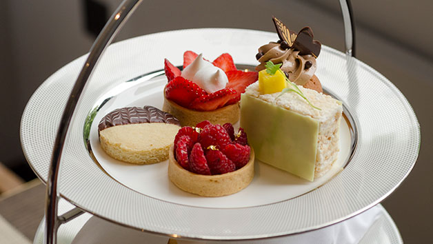 Afternoon Tea at Galvin at the Athenaeum for Two – Special Offer