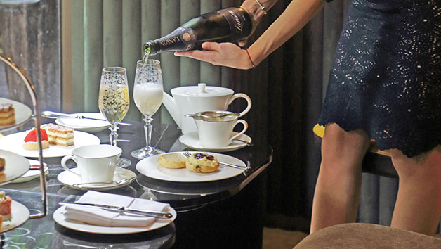 Champagne Afternoon Tea at Galvin at the Athenaeum for Two