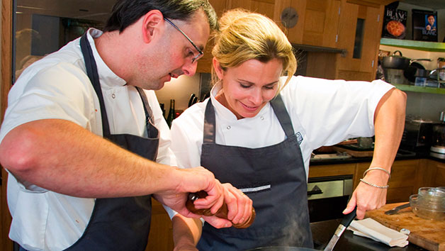 Raymond Blanc's Blanc Vite Cookery Course at Belmond Le Manoir
