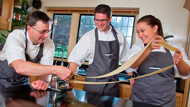 Half day Cookery Course at The Raymond Blanc Cookery School at Belmond Le Manoir for One