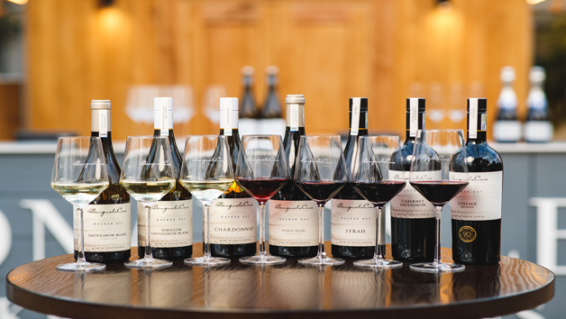 Wine Tasting and Food Pairing Experience at Mannings Heath Golf and Wine Estate for Two