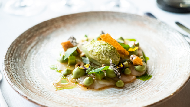 Two Course Lunch and Fizz for Two at The Hyde