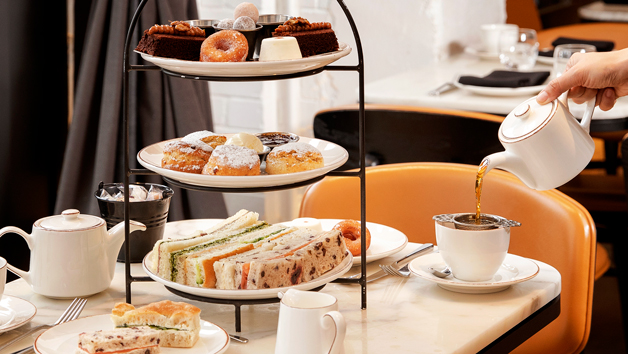The Kitchen Edition Afternoon Tea at Radisson Blu Edwardian London for Two