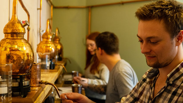 Gin Tasting and Making Experience at The Gin Academy Norwich for Two