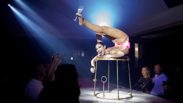 Circus London Entry with Cocktails and Bar Snacks for Two