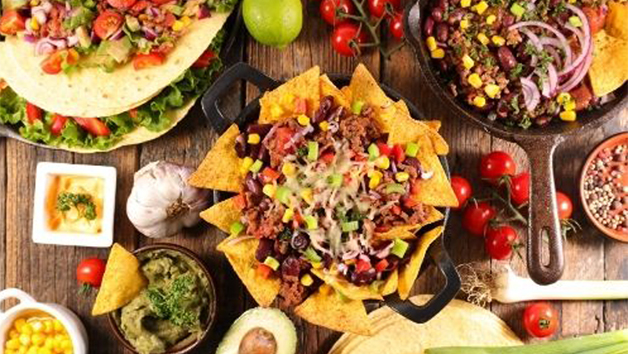 Mexican Themed Dinner Party With a Private Chef for Four People