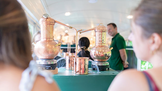 The Devon Rum School Experience with Devon Distillery for Two