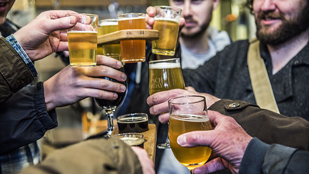 Manchester Beer Tasting and Tour for Two