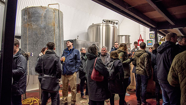 Bristol Brewery Tour and Tasting for Two