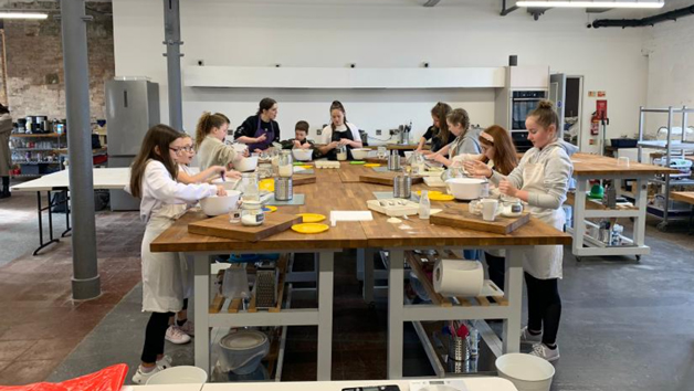 Cookery Lesson for Two at Saddleworth Cookery School