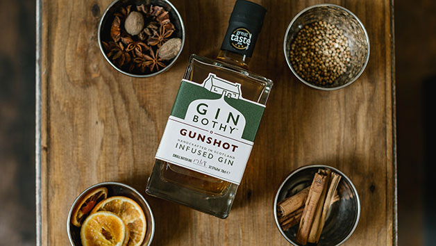 Gin Tasting Experience for Two at The Gin Bothy