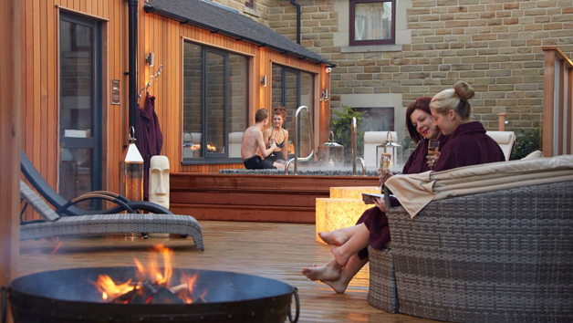Pamper Spa Day with Treatment for One at The Three Horseshoes Country Inn and Spa