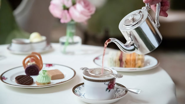Vegan Afternoon Tea at The Langham London for Two