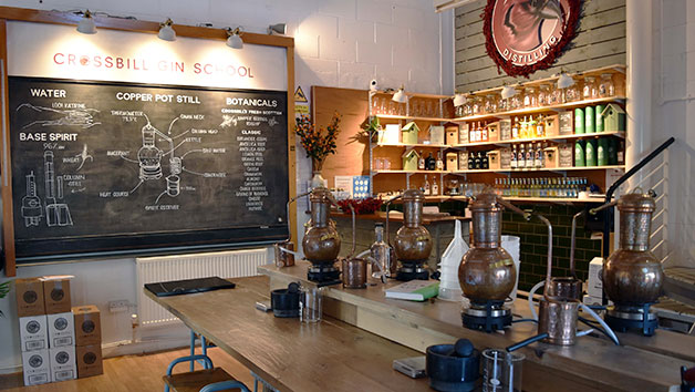 Gin Masterclass for Two at Crossbill Gin Distillery