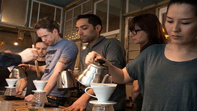 Signature Coffee Masterclass for One in London