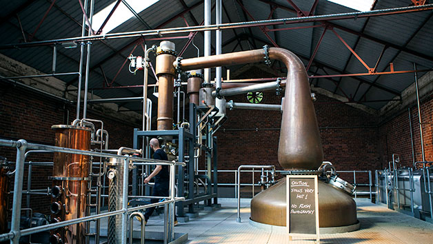 Tour and Tasting at White Peak Distillery for Two