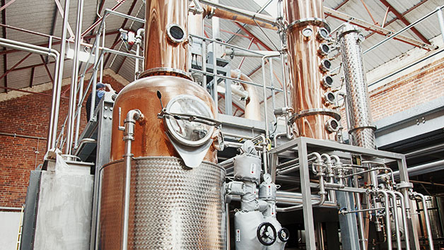 Whisky Tour and Tasting at White Peak Distillery for Two