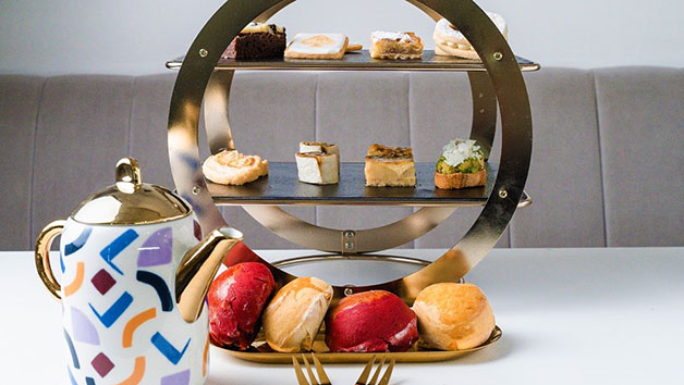 Afternoon Tea for Two with a Glass of Fizz Each at Jack and Beyond