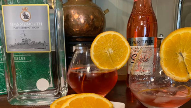 Gin or Rum School Experience at Sidmouth Gin for Two