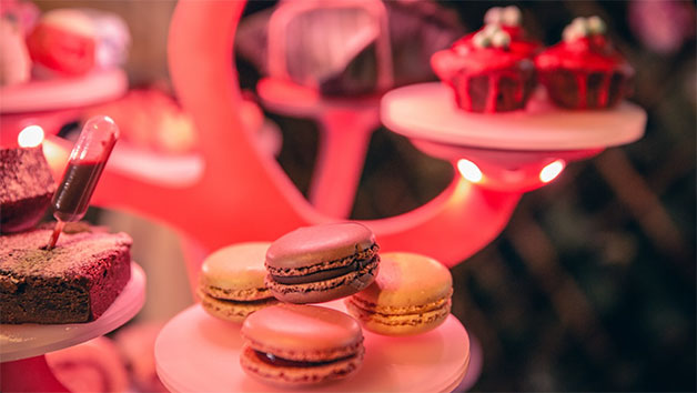 Magical Afternoon Tea for Two Adults and Two Children at Wands and Wizard Exploratorium