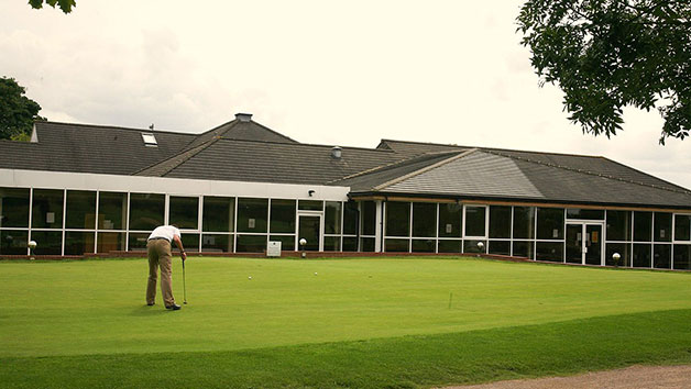 One Night Golf Break for Two at Manor of Groves