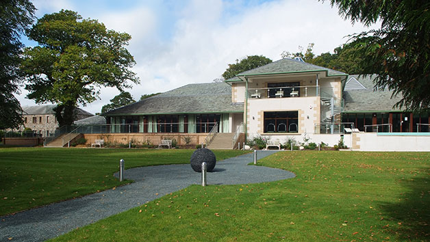 Overnight Getaway and Dinner for Two at Armathwaite Hall Hotel