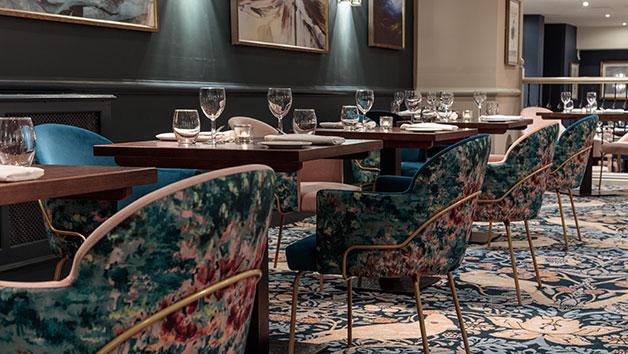 One Night Break with Dinner at Mercure Blackburn Dunkenhalgh Hotel and Spa
