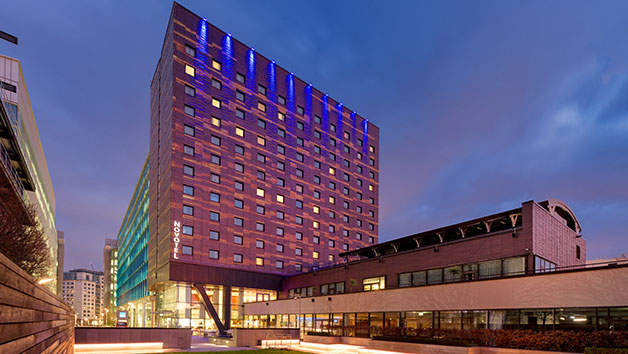 One Night Retreat for Two at Novotel London Paddington