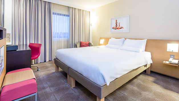 Overnight Spa Break and Breakfast for Two at Novotel London Paddington