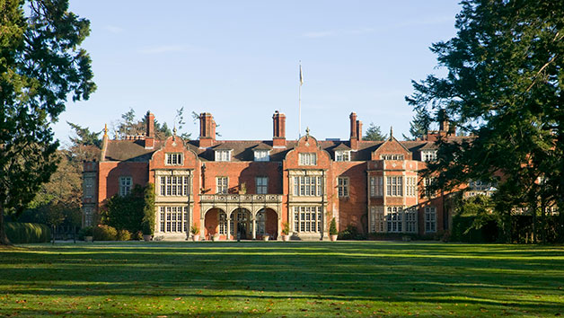 One Night Stay at Tylney Hall